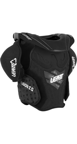 Leatt Brace Fusion 2.0 Protector Vest Junior black